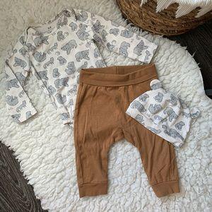 H&M   Outfit set (3-piece)